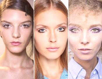 Fashion Eye Makeup 2016: Fotos, Tipos