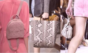 Bolsos de mujer de moda 2017, fotos de decisiones no triviales e ideas originales.