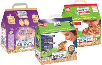 Cats Best Cat Litter Filler: Revisión y comentarios