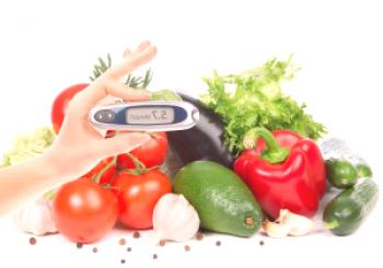 Diabetes tipo 2 y obesidad: menú semanal y tabla de productos